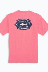 Southern Tide 6699 - Shark Shack SS Tee