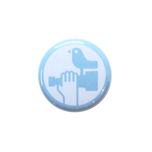 Daytrip Society Round Logo Button