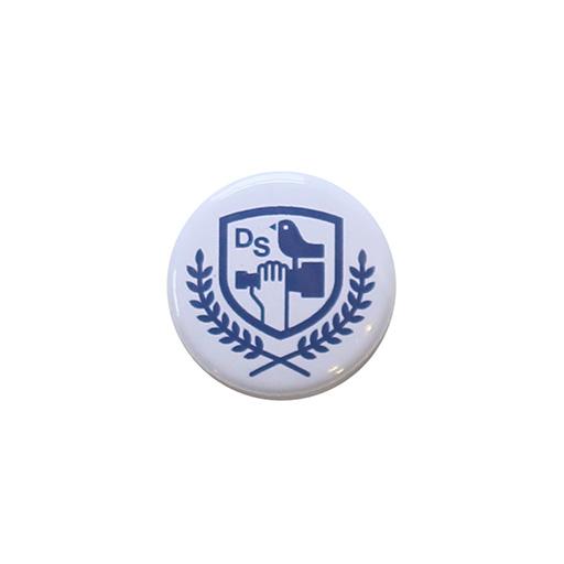 Daytrip Society Daytrip Society Crest Logo Button