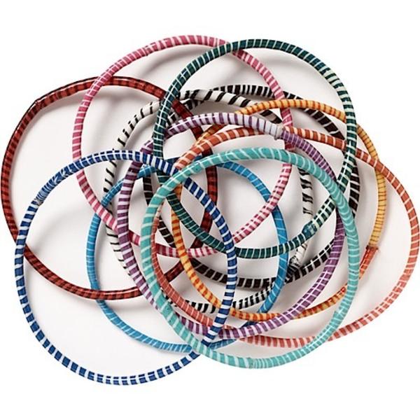 East Africa Co Recycled Flip Flop Bracelet