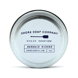 Shore Soap Company Shore Soap Company - Solid Perfume - Mermaid Kisses