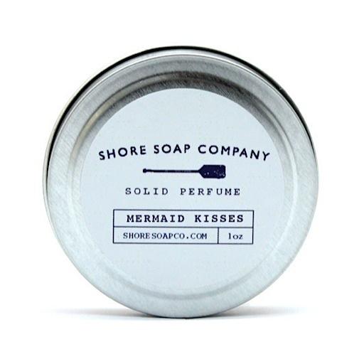 Shore Soap Company - Solid Perfume - Mermaid Kisses