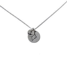 Emma Alexander Emma Alexander Necklace - Maine Charms - Sterling Silver