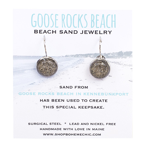 Beachdashery - Local Sand French Wire Earrings