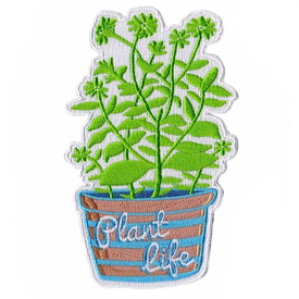 Quiet Tide Goods Quiet Tide Goods Patch - Plant Life