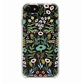 Rifle Paper Rifle Paper Co. iPhone 6, 7 & 8 Clear Case - Tapestry