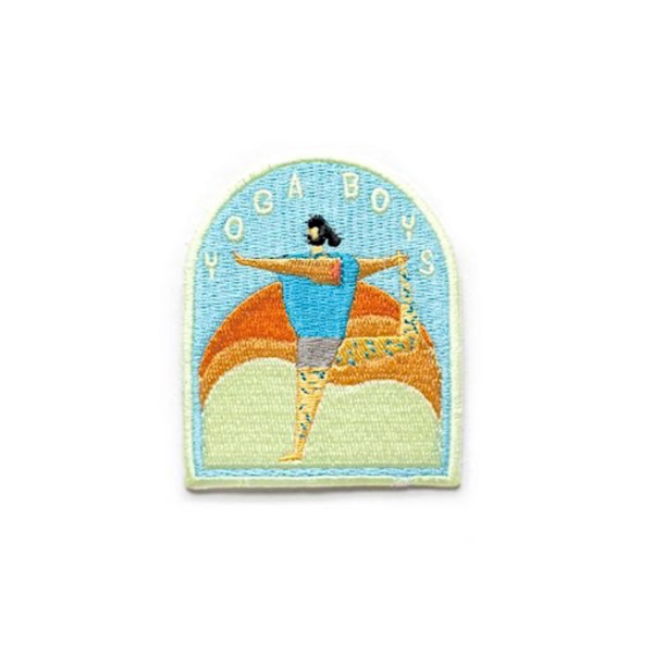 Ello There Ello There - Yoga Boys Sticky Patch