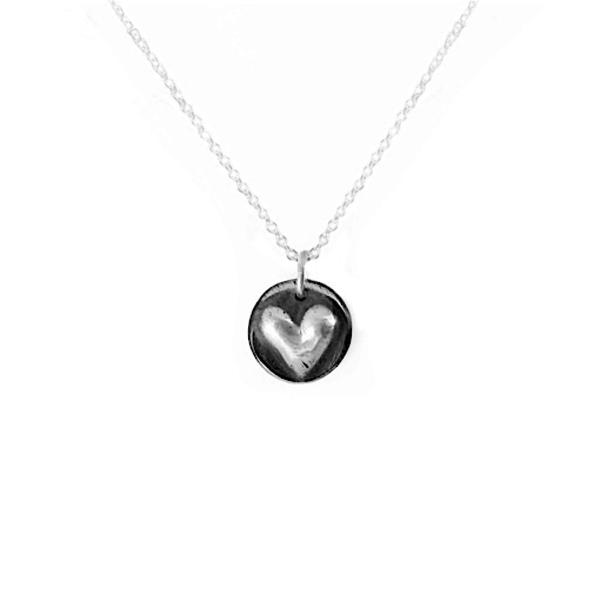 Emma Alexander Emma Alexander Necklace - Heart - Sterling Silver