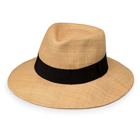 Wallaroo Hat Company Morgan Hat - Natural