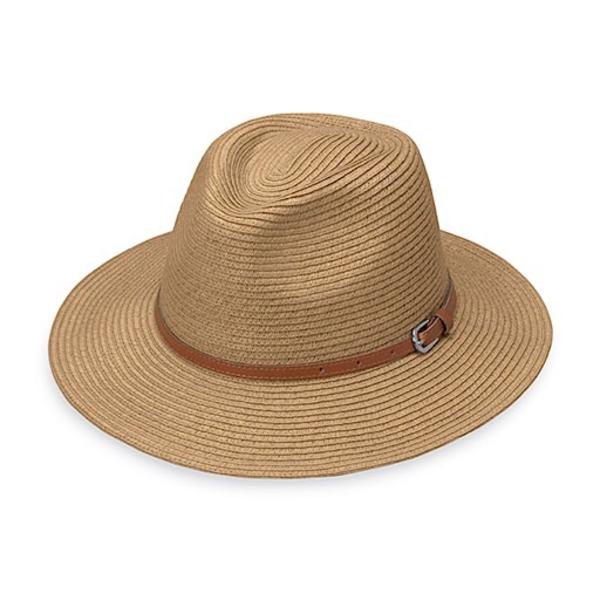 Wallaroo Hat Company Naples Hat - Camel