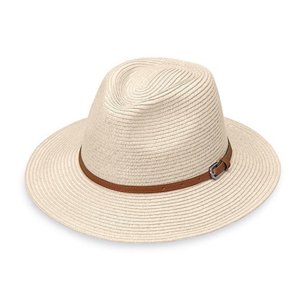 Wallaroo Hat Company Naples Hat - Ivory