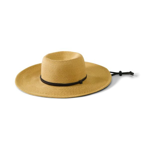 "Natural Hemp Garden Hat - 4"" Brim"