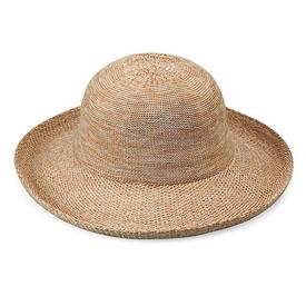 Wallaroo Hat Company Petite Victoria Hat - Mixed Camel