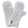 CherryT Co. Classic Cable Knit Mittens