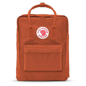 Fjallraven Arctic Fox LLC Fjallraven Kanken Classic Backpack - Brick