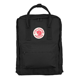 Fjallraven Arctic Fox LLC Fjallraven Kanken Classic Backpack - Black