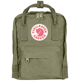 Fjallraven Arctic Fox LLC Fjallraven Kanken Mini Backpack - Green