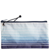 Sea Bags Custom Daytrip Society Ombre Stripe Wristlet