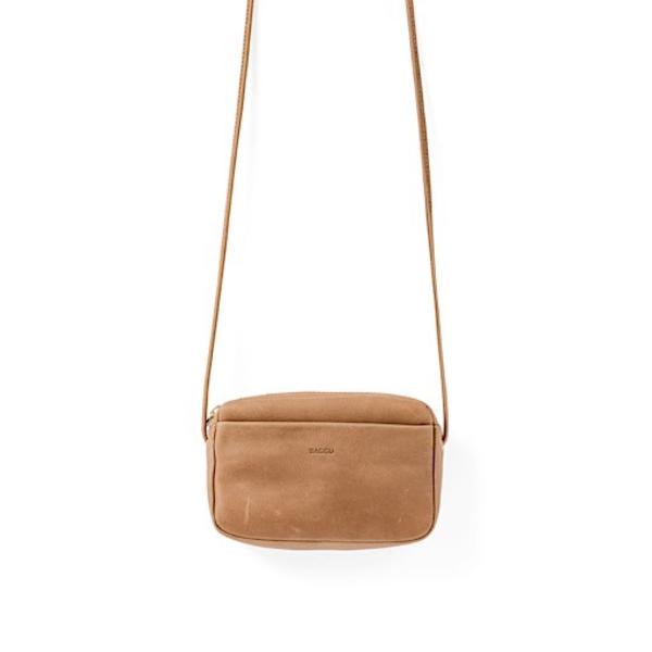 Baggu Baggu Leather Mini Purse