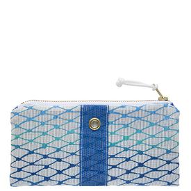Alaina Marie Alaina Marie Bait Bag Wallet - Custom Ombre Blue