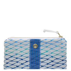 Alaina Marie Alaina Marie Custom Bait Bag Wallet - Ombre Blue
