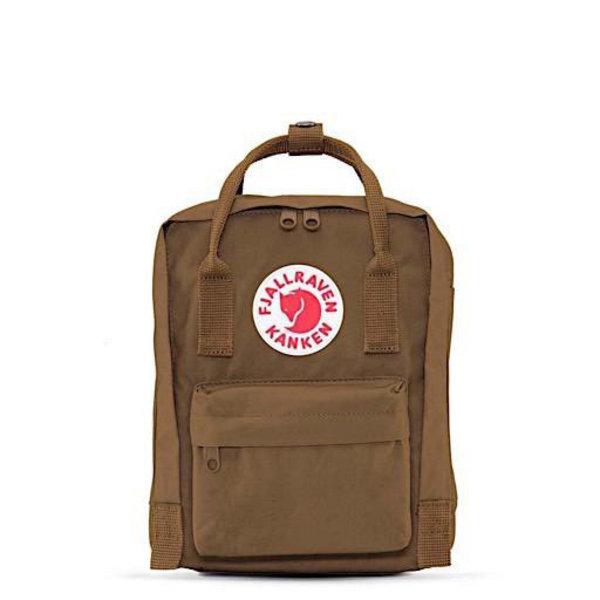 Fjallraven Arctic Fox LLC Fjallraven Kanken Mini Backpack - Sand