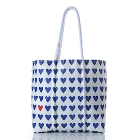 Sea Bags Sea Bags Heart Pop Tote - Medium