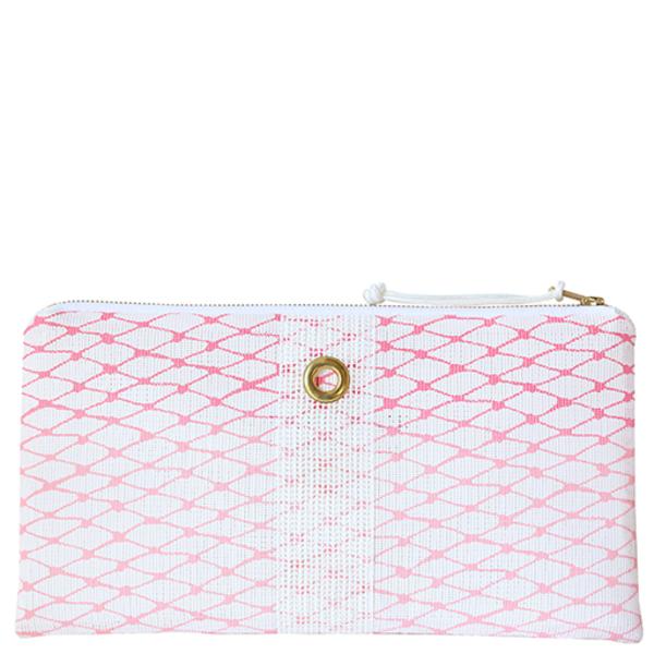 Alaina Marie Alaina Marie Custom Bait Bag Clutch - Ombre Pink