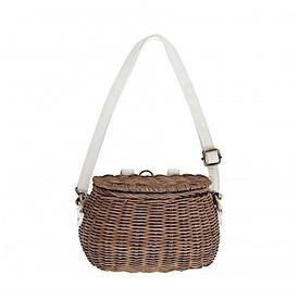 Olli Ella Olli Ella Mini Chari Bag - Natural