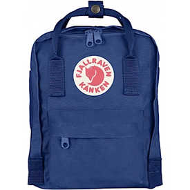Fjallraven Arctic Fox LLC Fjallraven Kanken Mini Backpack - Deep Blue
