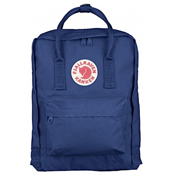 Fjallraven Arctic Fox LLC Fjallraven Kanken Classic Backpack - Deep Blue