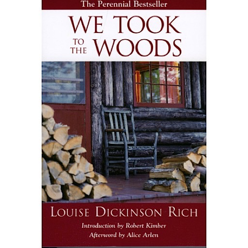 Down East Books We Took To The Woods