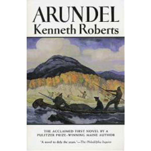 Down East Books Arundel by Kenneth Roberts - Paperback