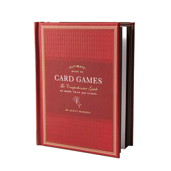 Chronicle Ultimate Book of Card Games