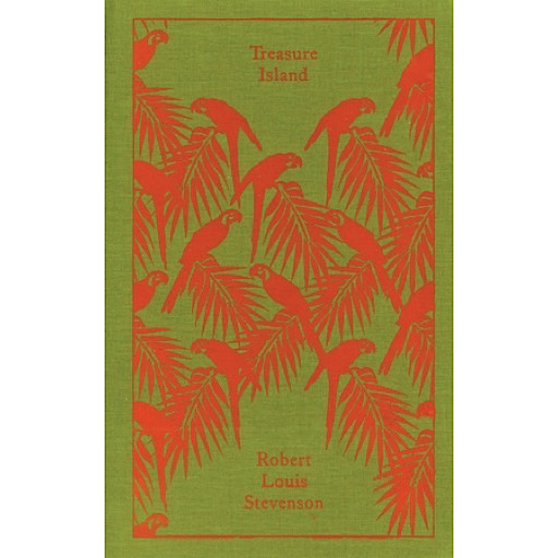 Penguin Classics Treasure Island