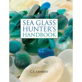 Down East Books Sea Glass Hunter's Handbook
