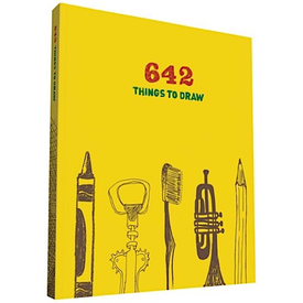Chronicle 642 Things to Draw