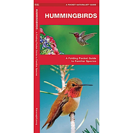 Waterford Press A Pocket Naturalist Guide - Hummingbirds