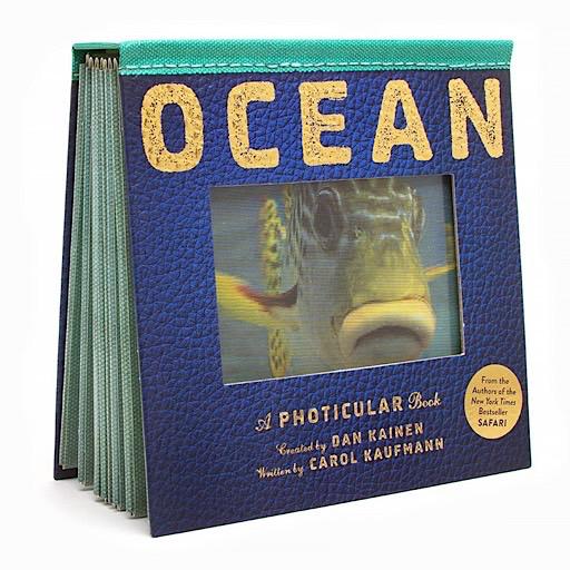 Workman Publishing Company Ocean: A Photicular Book