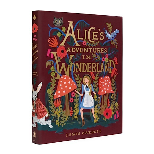 Puffin in Bloom - Alice's Adventures in Wonderland