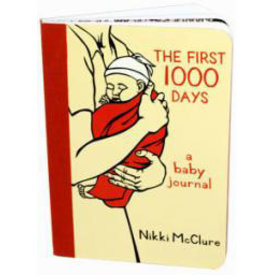 Random House The First 1000 Days Baby Journal