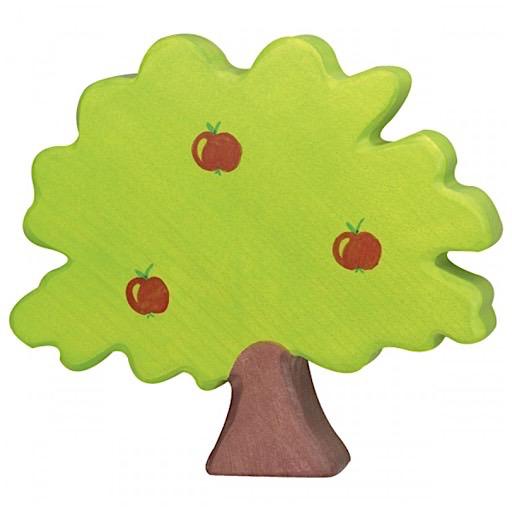 Holztiger Holztiger Wooden Apple Tree - Large