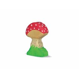 Holztiger Holztiger Wooden Mushroom Toadstool