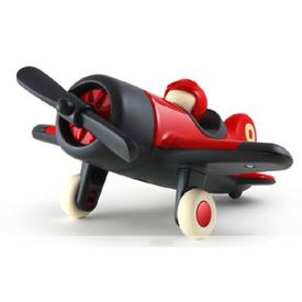 Playforever Playforever Mimmo Airplane - Red