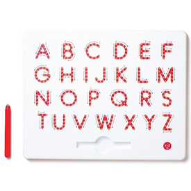 Kid O Products Magnatab - Uppercase