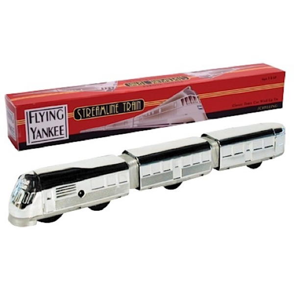 Schylling Streamline Tin Train - Flying Yankee