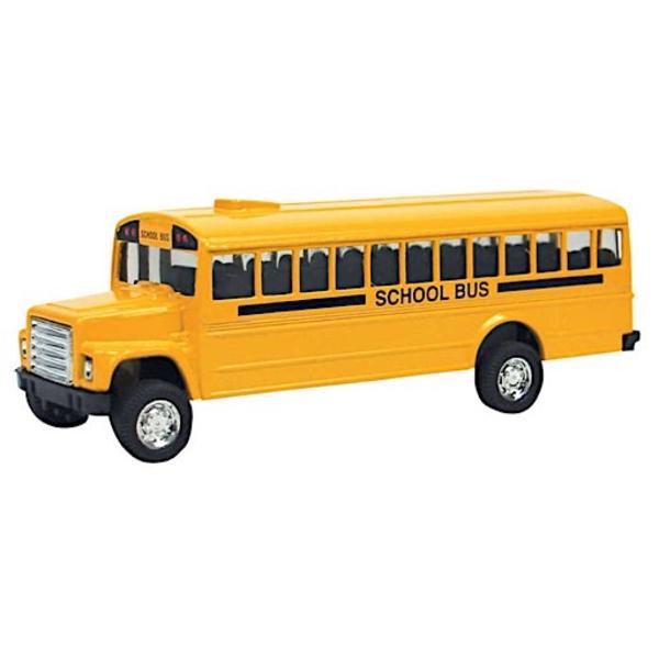 Schylling Die Cast School Bus