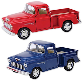 Schylling Die Cast 1955 Chevy Pick Up Truck