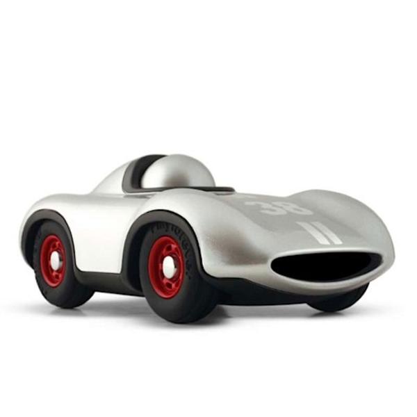 Playforever Playforever Mini Speedy Car - Silver