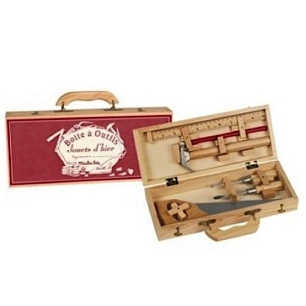Moulin Roty Tool Box Set